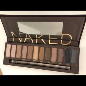 Urban Decay Makeup - Urban Decay Naked Vault 3some